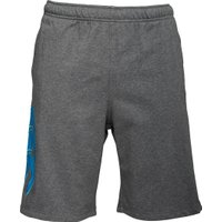 Canterbury Mens Core Sweat Shorts Charcoal Marl