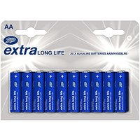 Boots XLL batteries AA 20s