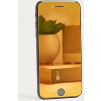 Gold Reflective iPhone 7 Screen Protector, Gold