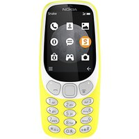 Nokia 3310 Mobile Phone, 64MB, 3G, 2.4 QVGA