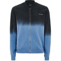 Mens Multi Antioch Blue And Black Bomber Jacket*, Multi