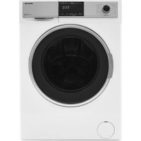 Sharp Washer Dryer ES-HDB9147W0 9 kg  - White, White