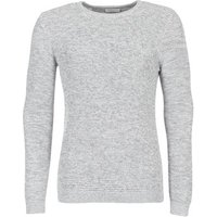 Selected  NEW VINCE BUBBLE  men's Sweater in Grey