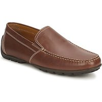 Geox  MONET  men's Loafers / Casual Shoes in Brown