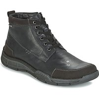 Josef Seibel  PHIL 03  men's Shoes (High-top Trainers) in Black