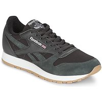 Reebok Classic  CLASSIC LEATHER ESSENTIEL  men's Shoes (Trainers) in Black