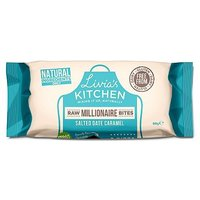 Livia's Kitchen Raw Millionaire Squares - Salted Date Caramel 60g