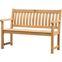 KETTLER RHS Chelsea 4ft Bench, Natural, FSC-Certified (Acacia Wood)