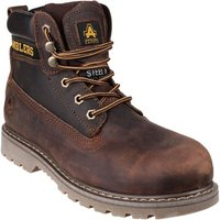 Amblers Safety  FS164  men's Mid Boots in Brown