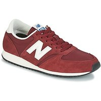 New Balance  U420  men's Shoes (Trainers) in Red