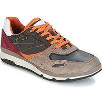 Geox  U SANDFORD B ABX A  men's Shoes (Trainers) in Brown