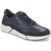 Geox  U AILAND  men's Shoes (Trainers) in Blue