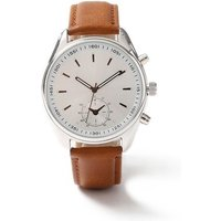 Mens Brown Leather Watch*, Brown