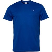 More Mile Mens Running Top Nautical Blue