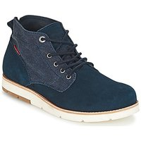 Levis  JAX LIGHT CHUKKA  men's Mid Boots in Blue
