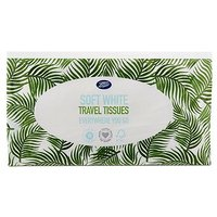 Boots Soft Travel Tissues