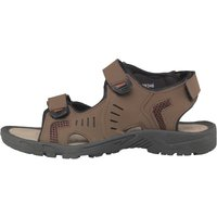 Mad Wax Mens Sports Sandals Brown