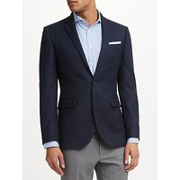 John Lewis & Partners Tailored Fit Blazer, Navy