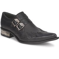 New Rock  NEWMAN  men's Mid Boots in Black