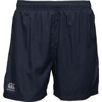 Canterbury Mens Vapodri Training Woven Shorts Total Eclipse