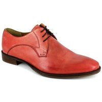 Peter Blade  Derby  Red Leather LONRAN  men's Casual Shoes in multicolour
