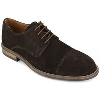 Peter Blade  Derby  Brown Leather RISC  men's Casual Shoes in multicolour
