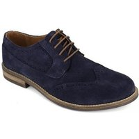 Peter Blade  Derby  Cuir Marine RISTI  men's Casual Shoes in multicolour