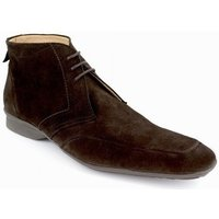 J.bradford  Low Boots  Brown Leather JB-COMPASS  men's Mid Boots in multicolour
