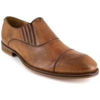 Peter Blade  Loafer  Cognac Leather CAPRI  men's Loafers / Casual Shoes in multicolour