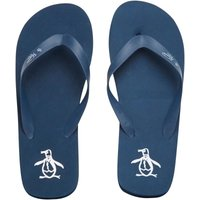 Original Penguin Mens Pacific Flip Flops Navy