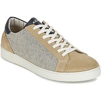 Kost  CYCLISTE 55  men's Shoes (Trainers) in Beige