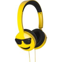 JAM JAMogi Too Cool Kids Headphones - Yellow, Yellow