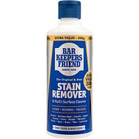 Bar Keepers Friend Stain Remover & Multi-Surface Cleaner, 300ml