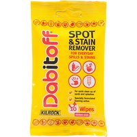 Kilrock Dabitoff Handy Wipes, Pack of 10