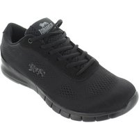 Lonsdale  LMA488  men's Shoes (Trainers) in Black