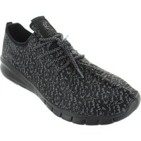 Lonsdale  LMA493  men's Shoes (Trainers) in Grey