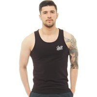 JACK AND JONES Mens Anything Chest Tank Top Tap Shoe