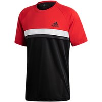 adidas Tennis Club T-Shirt, Scarlet