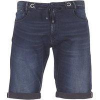 Le Temps des Cerises  JIGOSWA  men's Shorts in Blue