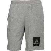 adidas Mens Athletics Sweat Shorts Grey/Black