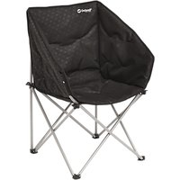 Outwell Angela Foldable Camping Chair, Black