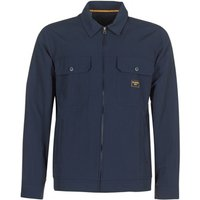 Billabong  BARLOW NYLON  men's Jacket in Blue