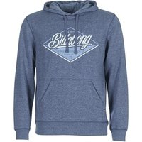 Billabong  TSTREET  men's Sweatshirt in Blue