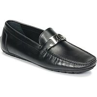 John Galliano  4726  men's Loafers / Casual Shoes in Black