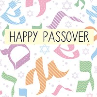 Davora Passover Greeting Card