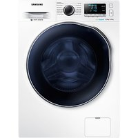 Samsung WD90J6A10AW Freestanding Washer Dryer, 9kg Wash/6kg Dry Load, A Energy Rating, White