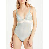 AND/OR Orla Lace Body, Aqua Haze