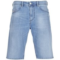 Diesel  THOSHORT  men's Shorts in Blue