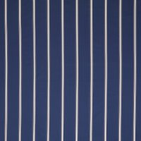 John Lewis & Partners Kingston Stripe Furnishing Fabric, Blue