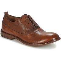 Moma  BUFFALO-COYO-EXAGONE-COYO  men's Smart / Formal Shoes in Brown